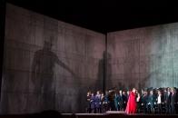 Macbeth - Banquo's shadowy appirition